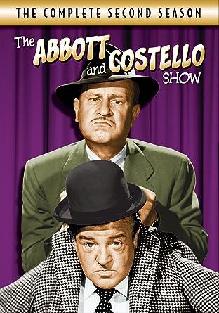 The Abbott And Costello Show Season 2 1953