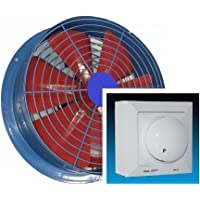 600mm Ventilador industrial con 500W REGULADOR de Velocidad