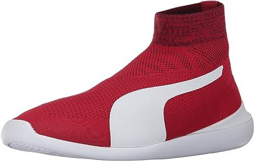 PUMA Men's SF Evo Cat Sock Sneaker
