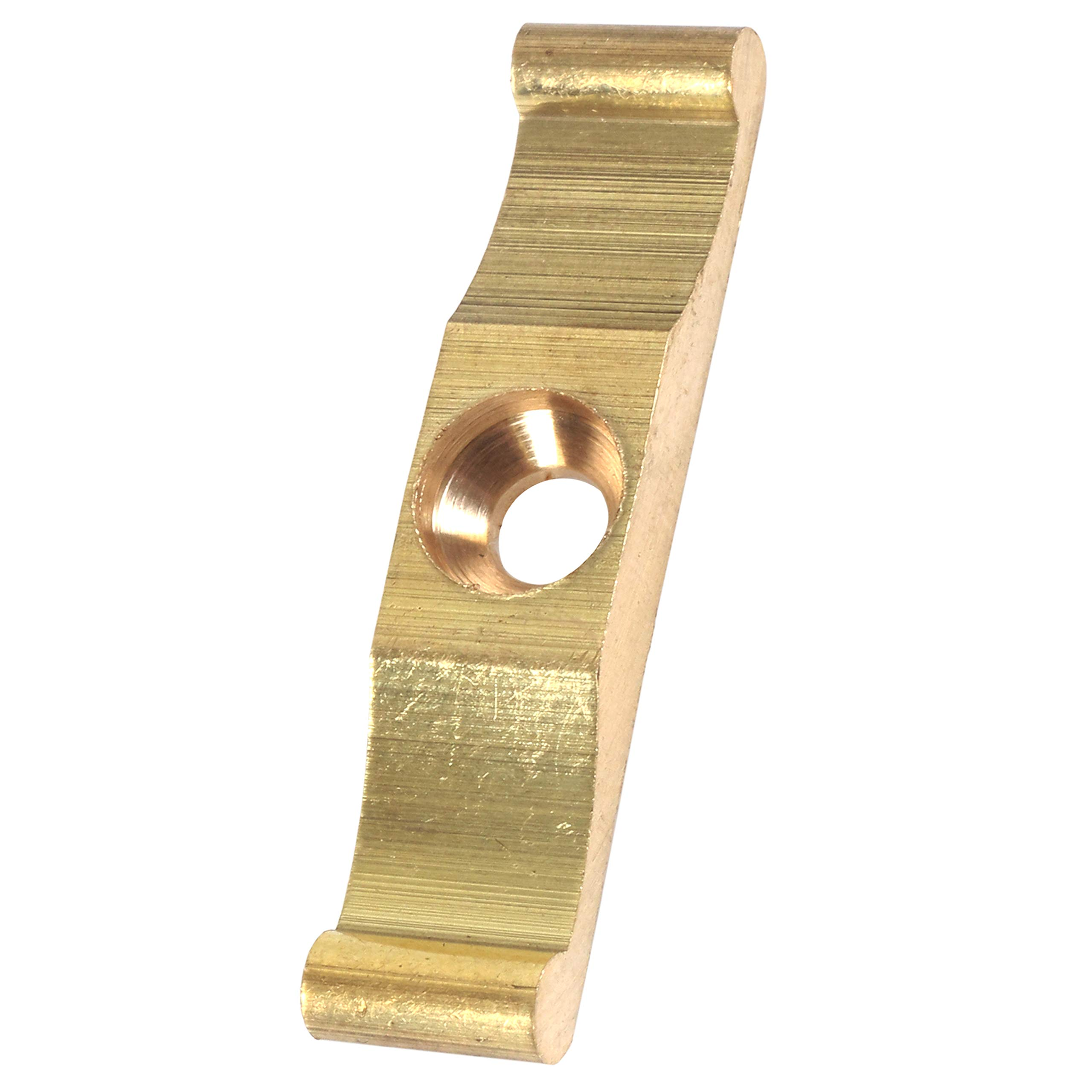 New 24 x TURN BUTTON CATCH GRANNY SHED CUPBOARD DOOR LATCHES 38MM BRASS