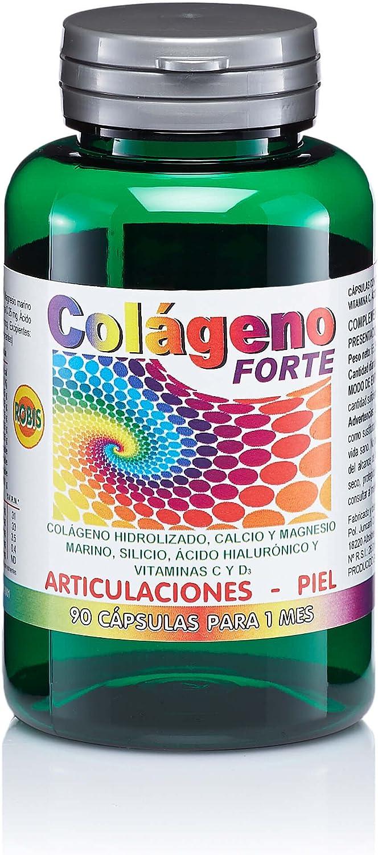 Colageno Forte 90 cápsulas de Robis: Amazon.es: Salud y cuidado personal