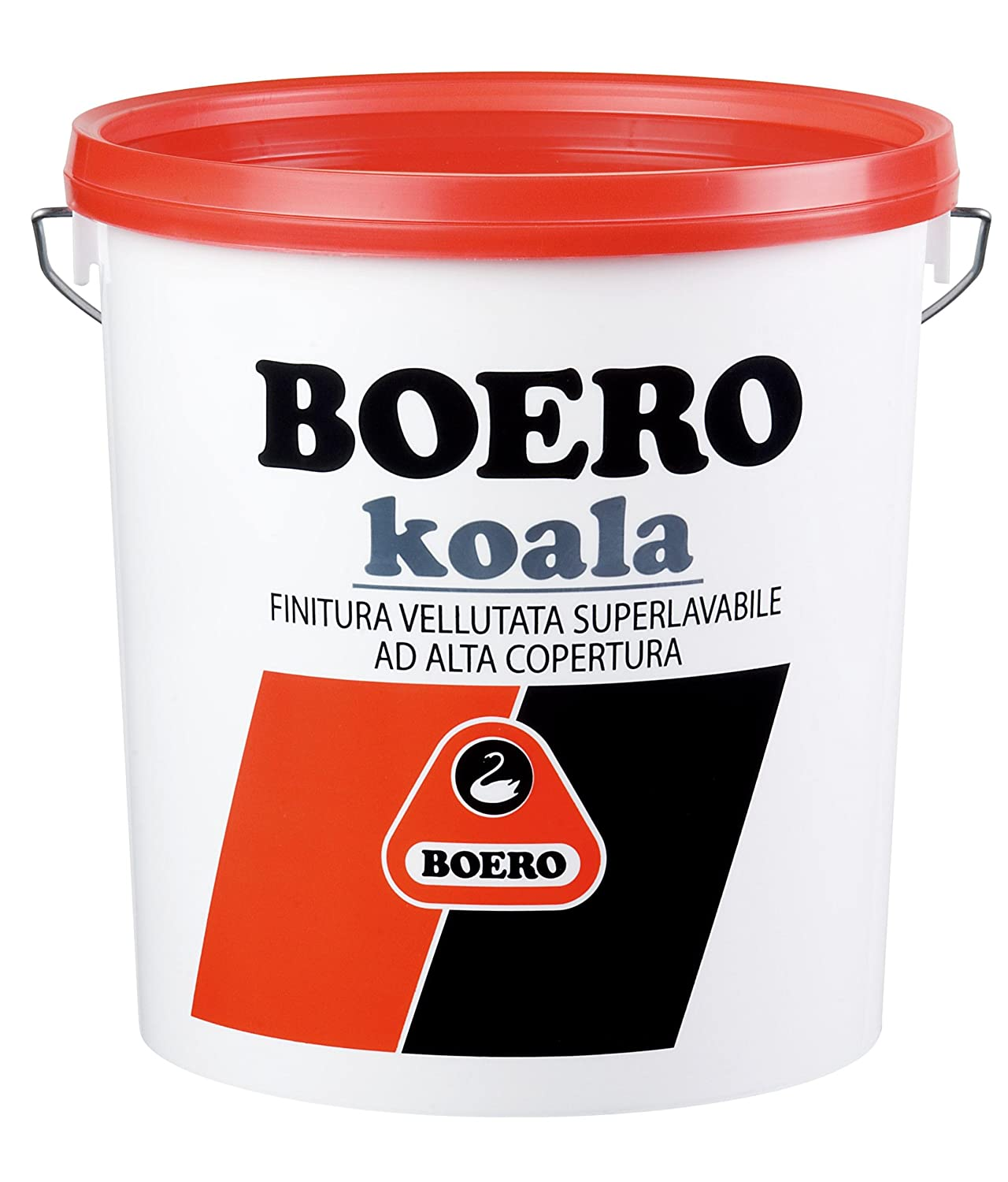 Pittura Per Interni Boero.Pittura Koala Bianco Bc 991 Lt 14 Boero 014774 Amazon It Commercio Industria E Scienza