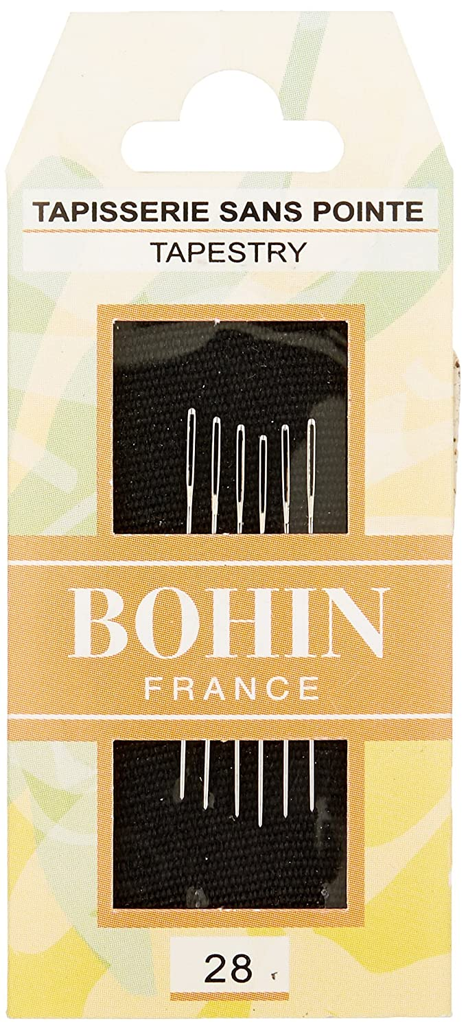 Bohin Tapestry Hand Needles - Size 28 Notions - In Network 870