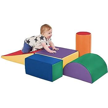 ECR4Kids ELR 12683 SoftZone Climbing Toy