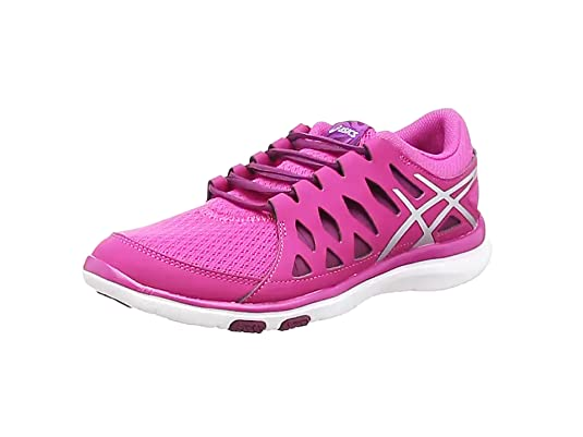 ASICS Damen Gel fit Tempo 2 S563n 2193 Outdoor Fitnessschuhe