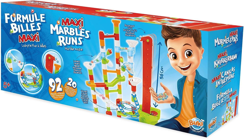 BUKI PM851 - Maxi Canicas Intrépidas: Amazon.es: Juguetes y juegos