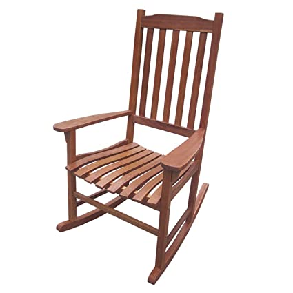 Lovely Merry Products Traditional Rocking Chair