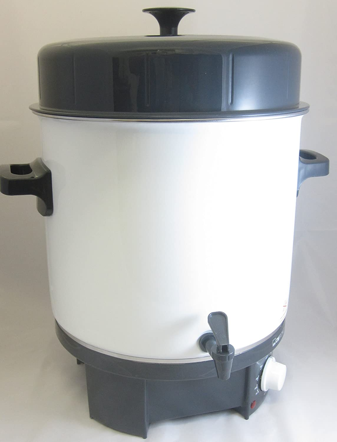 Electric Brew Kettle Spout 27 Litre Enamel Preserving Machine