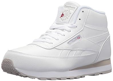 16ea7b86503e77 Reebok Men s CL Renaissance MID WDE 4E Sneaker