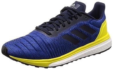 san francisco 1c08b e03e8 adidas Herren Solar Drive Fitnessschuhe Blau (ReauniTinleyAmasho 000) 40  EU