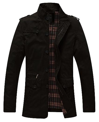 Vikuta Streetwear Para Hombre de la chaqueta de Estilo