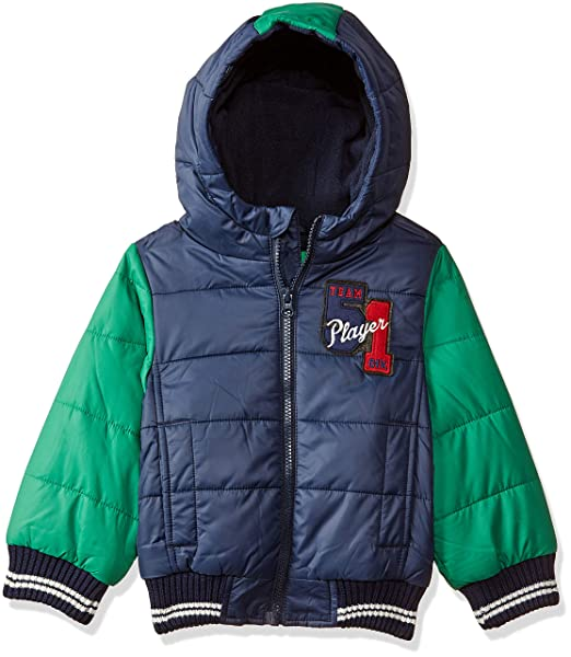 6133cacd9747 United Colors of Benetton Boys  Casual Jacket  Amazon.in  Clothing ...