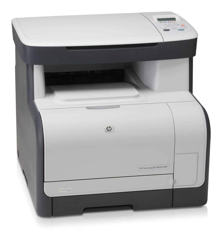 HP Color LaserJet CM1312 MFP - Multifunction - colour: Amazon.co.uk:  Electronics