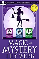 Magic and Mystery: Paranormal Cozy Mystery Bundle Books 1-3 (Magic & Mystery Series Bundles Book 1) Kindle Edition
