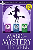 Magic and Mystery: Paranormal Cozy Mystery Bundle Books 1-3 (Magic & Mystery Series Bundles Book 1)