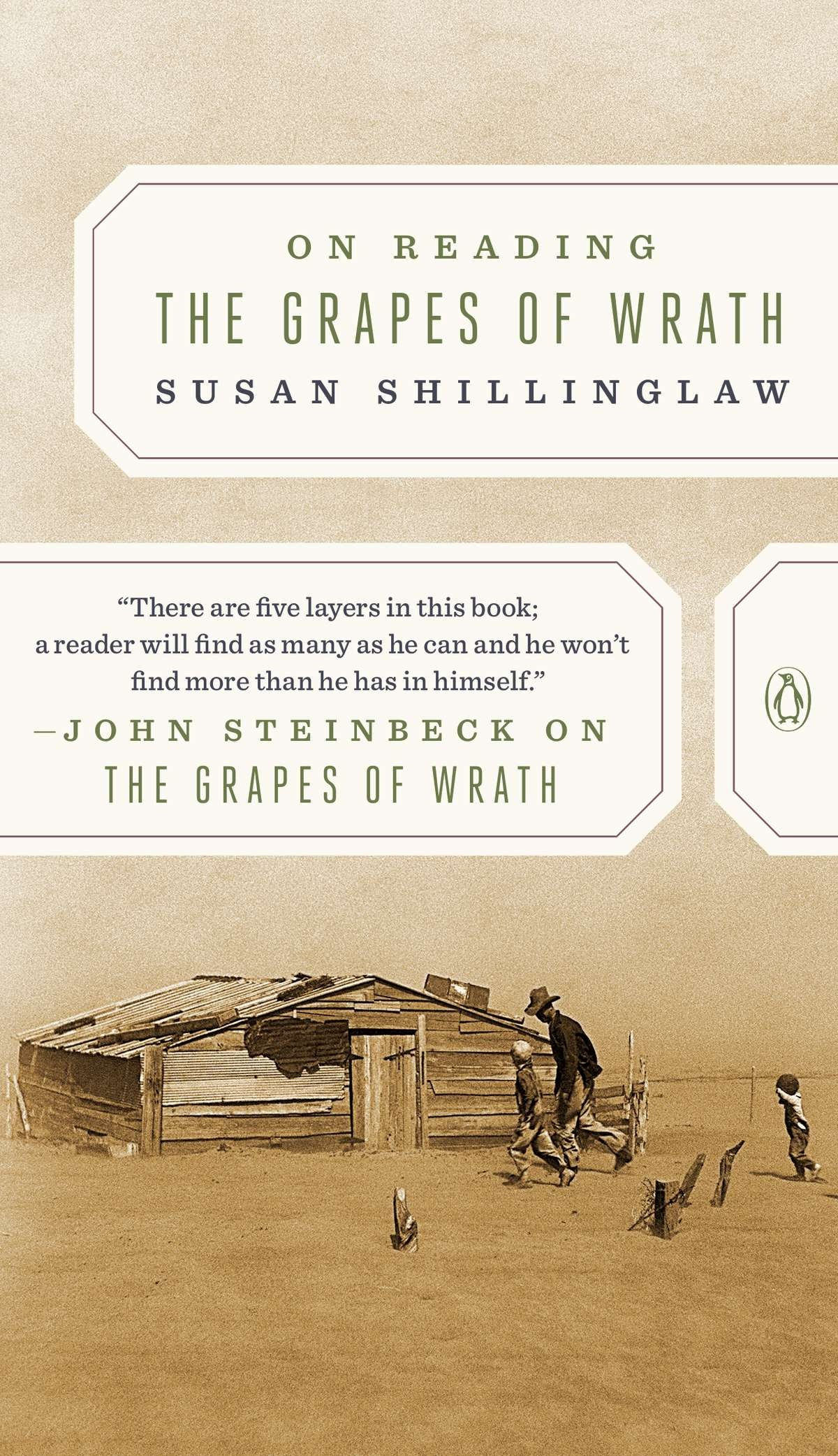 com on reading the grapes of wrath susan  com on reading the grapes of wrath 9780143125501 susan shillinglaw books