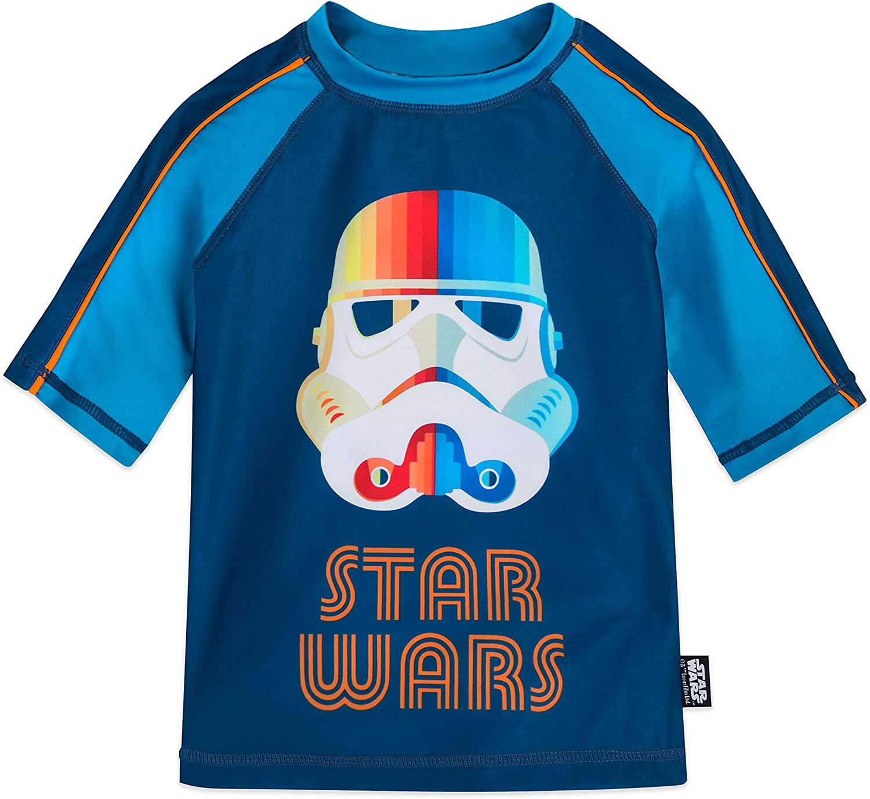 Star Wars Stormtrooper Rash Guard for Boys