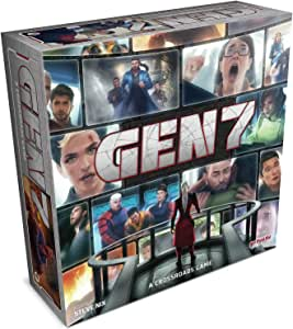 Gen7 A Crossroad Board Game