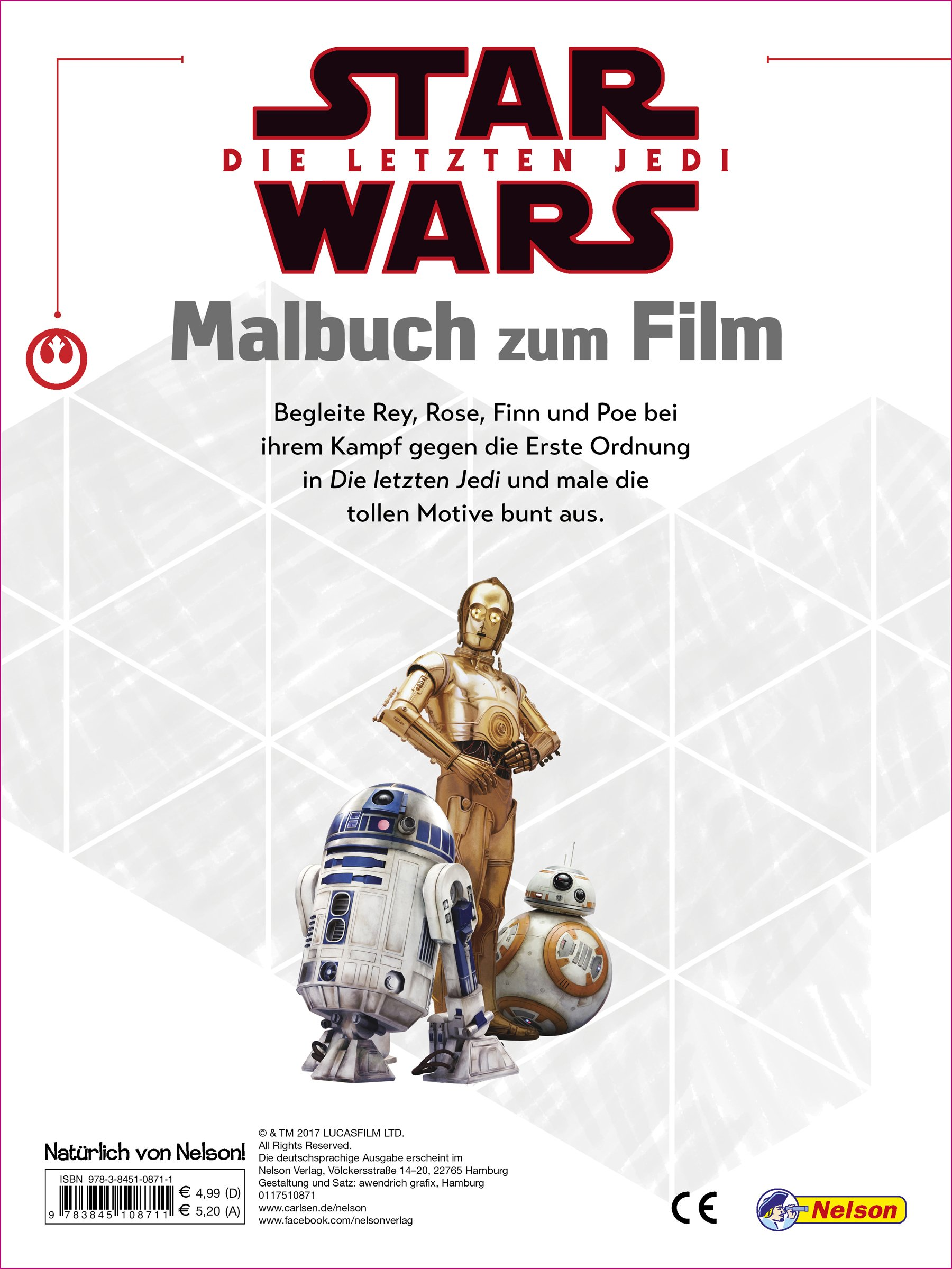 Star Wars Episode Viii Malbuch Download Image collections - Ebooks ...