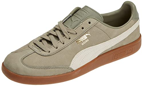 222202152408 Puma Unisex Adults  Madrid NBK Low-Top Sneakers  Amazon.co.uk  Shoes ...