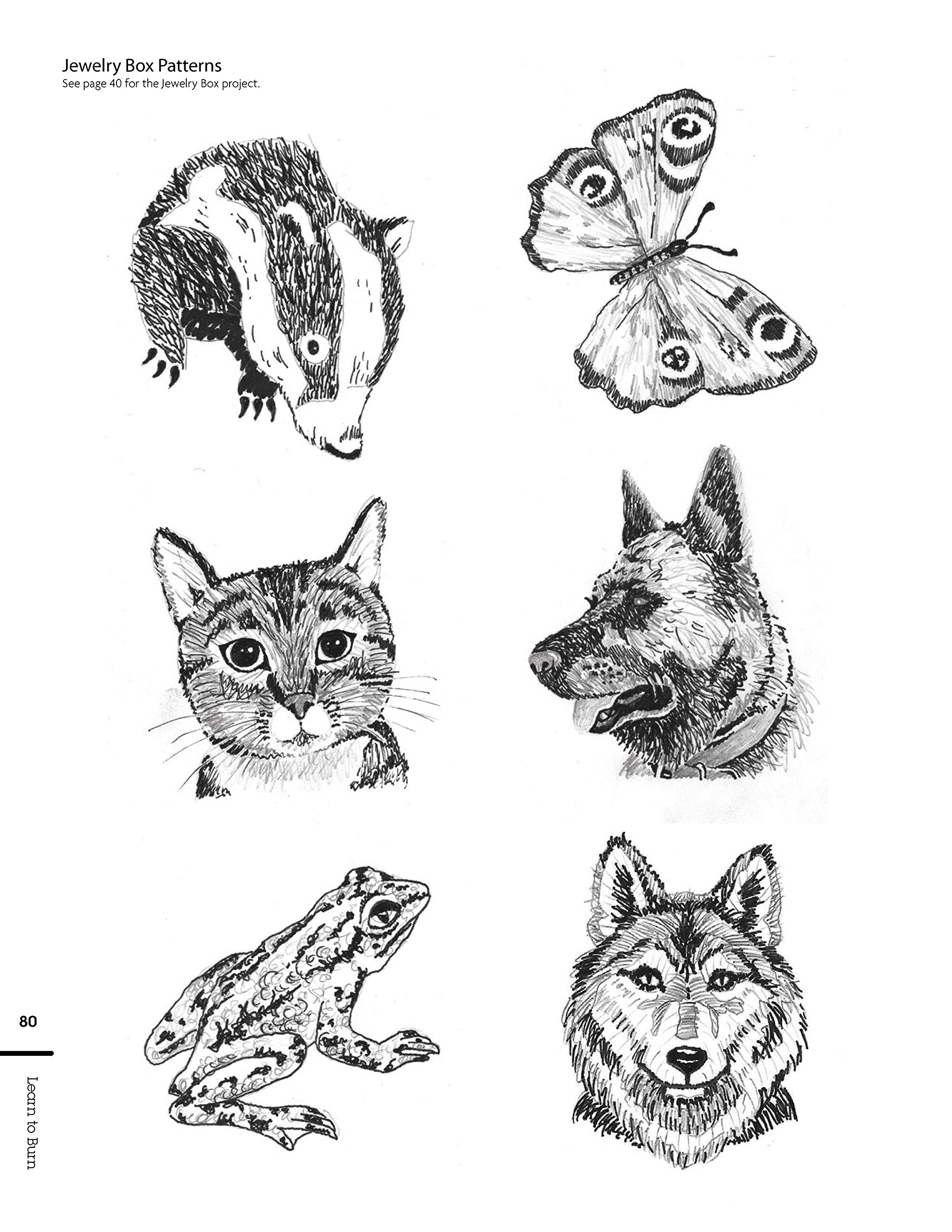 Learn To Burn A Step By Guide Getting Started In Pyrography Fox Chapel Publishing Easily Create Beautiful Art Gifts With 14