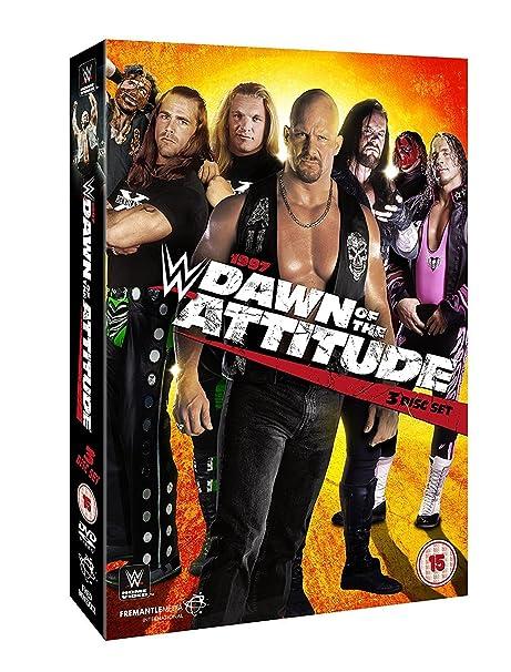 WWE: 1997 - Dawn of the Attitude [DVD] [Reino Unido ...