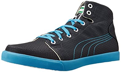 Puma Men's Drongos DP Periscope, Cloisonné and White Sneakers - 10 UK/India  (