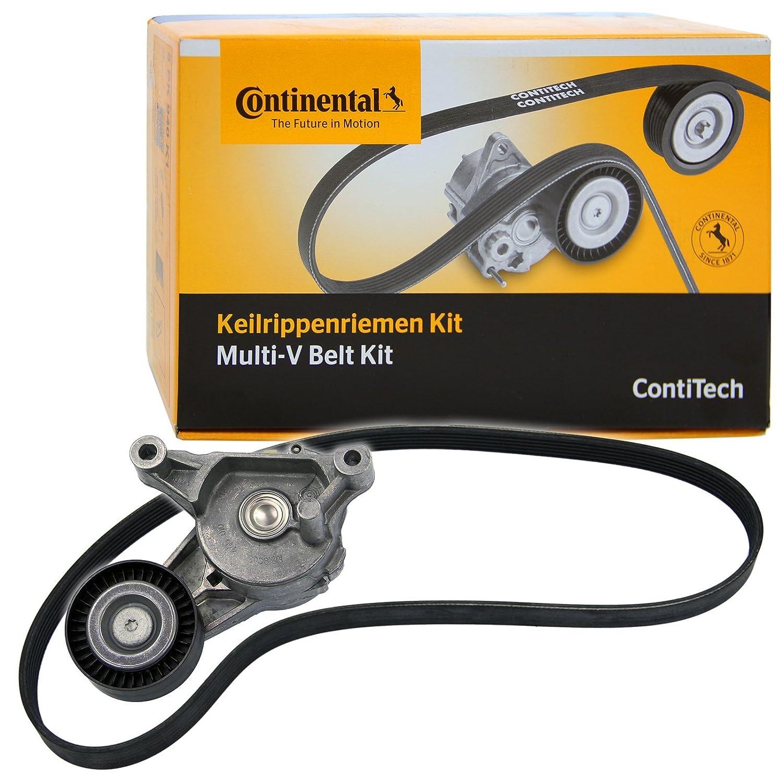 CONT ITech 6pk1050/K2/cinghia trapezoidale Set