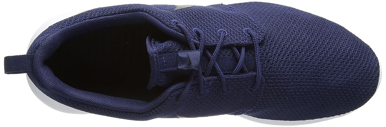 NIKE Blau Herren Roshe One Niedrig-Top, Blau NIKE (405 Midnight Navy/schwarz-Weiß) 908e75