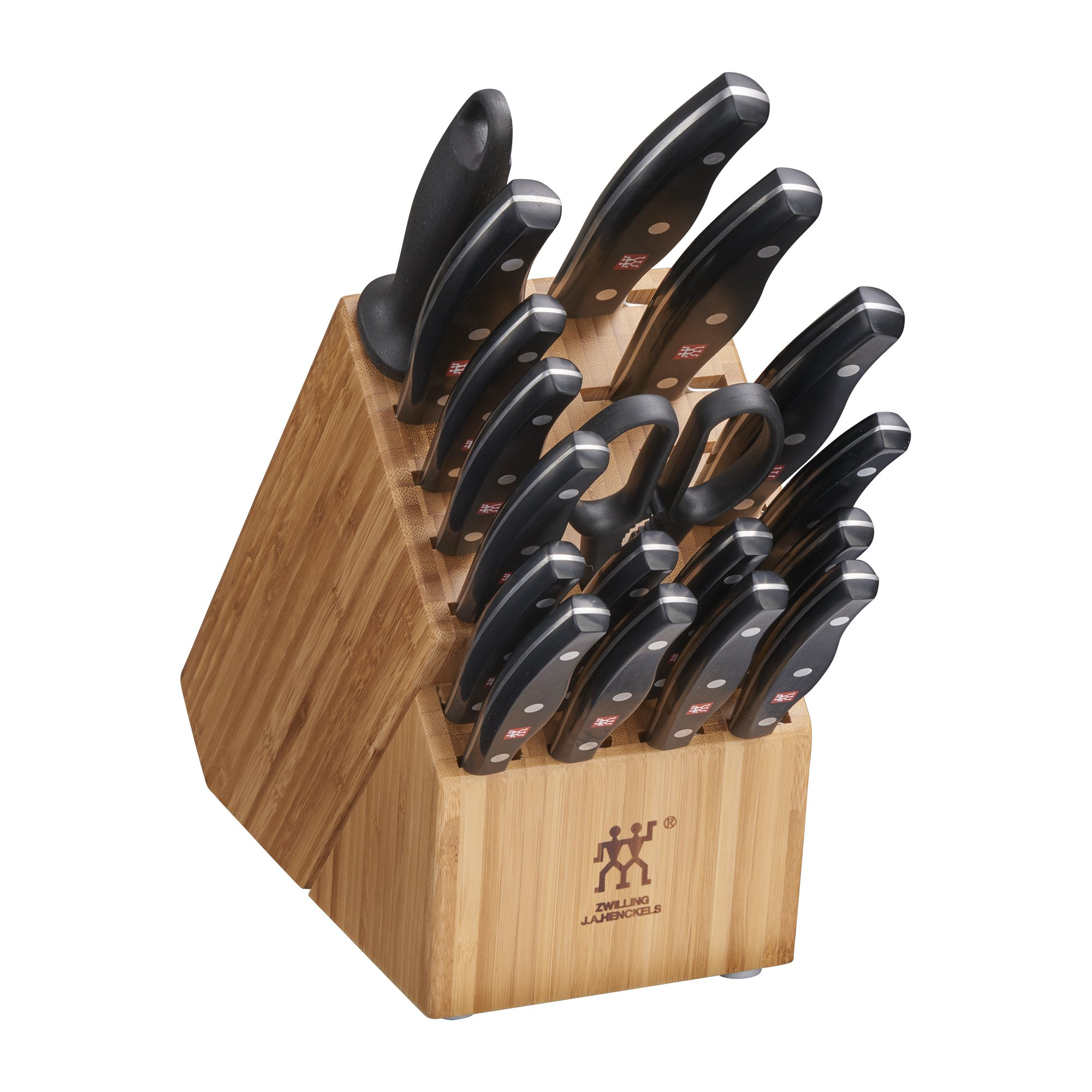 Zwilling J.A. Henckels 30782-000 Twin Signature 19-Piece Knife Block Set by ZWILLING J.A. Henckels (Image #3)