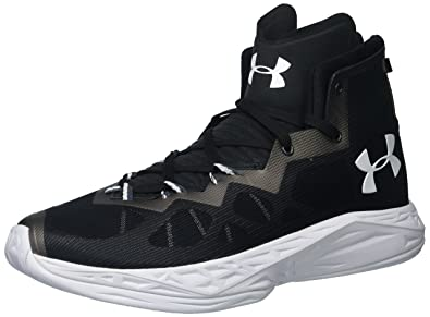 f91b34c4f038 Under Armour Men s Lightning 4 Basketball Shoe 001 Black