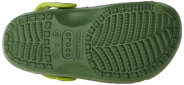 Crocs Cc Tmnt Clog - Zuecos de caucho niño