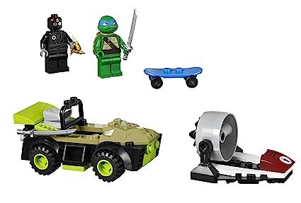 Amazon.com: LEGO Juniors Turtle Guarida 10669 Building Set ...