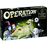 Operation Disney The Nightmare Before Christmas Board Game | Collectible Operation Game | Featuring Oogie Boogie & Nightmare
