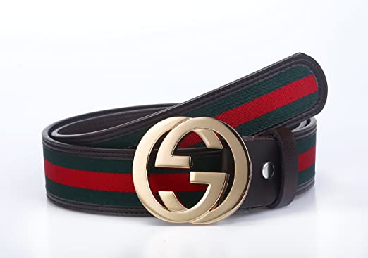 gucci belt red and green chequeredleopardcouk