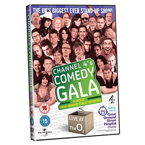 Channel 4's Comedy Gala - In Aid of Great Ormond Street Hospital [DVD]