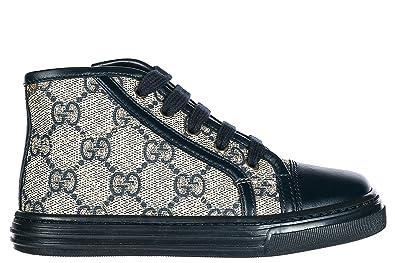 authentische Qualität Einkaufen online zum Verkauf Gucci Babyschuhe Sneakers Kinder Baby Schuhe High Turnschuhe Leder ...
