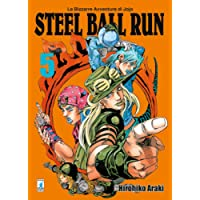 Steel ball run. Le bizzarre avventure di Jojo: 5