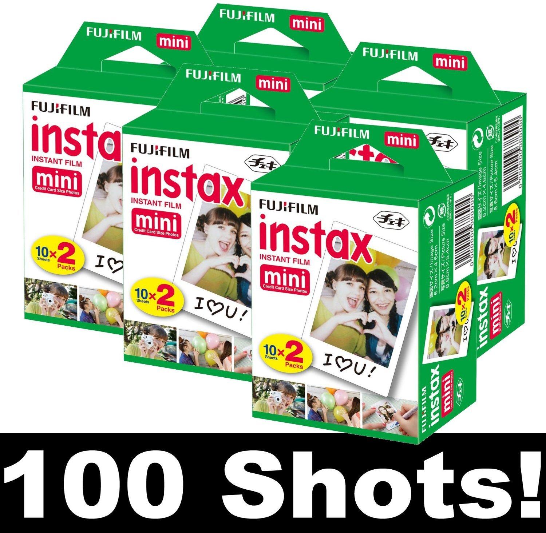 Fujifilm Instax Película para Instax Mini Mini  x