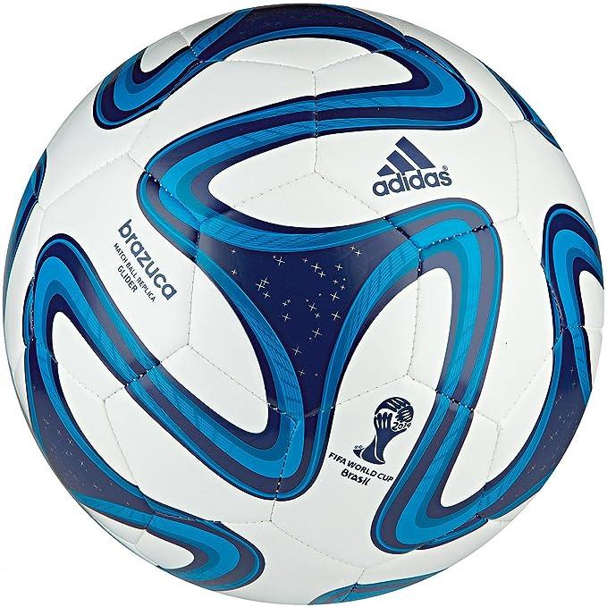 adidas Fußball Brazuca Glider - Balón de fútbol de Entrenamiento ...