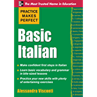 Practice Makes Perfect Basic Italian (Practice Makes Perfect Series)