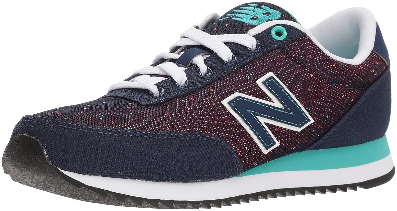 New Balance Women's 501v1 Sneaker B06XX597JB 95 B US|Pigment/Tidepool