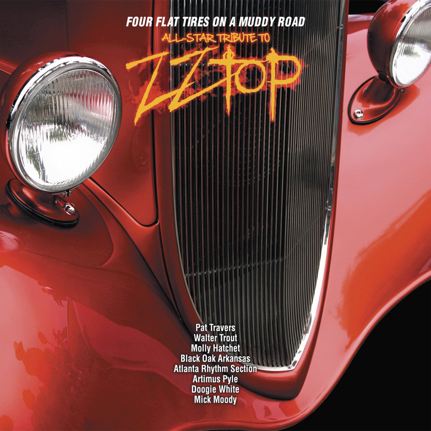 Four Flat Tires on a Muddy Road: All-Star Tribute To ZZ Top