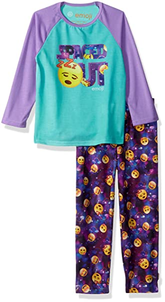 EMOJI Toddler Girls' L23816, Multi, 4T