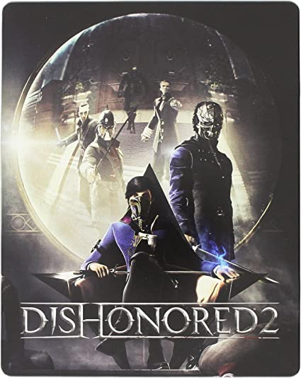 Dishonored 2 + Steelbook Esclusiva Amazon [Importación Italiana ...