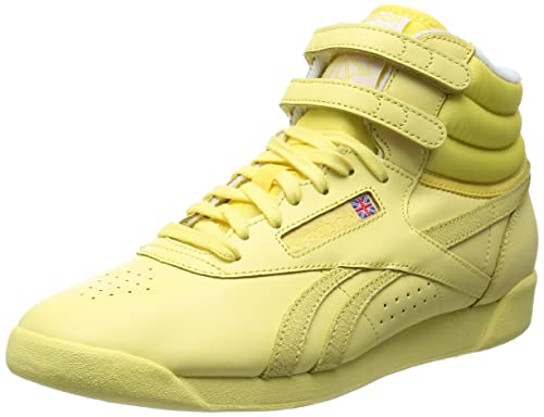 5fb9296853c Reebok Women s Freestyle Hi Jazz   Modern Dance Shoes  Amazon.co.uk ...