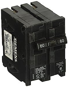Q260 60-Amp Double Pole Type QP Circuit Breaker
