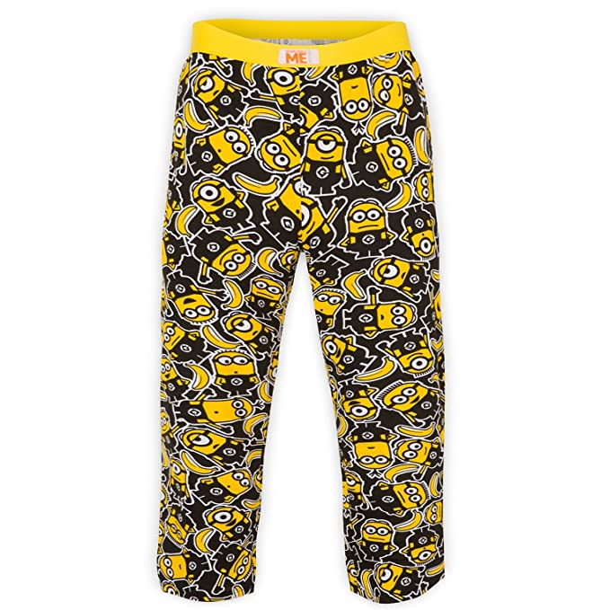 Gru, mi villano favorito - Pantalones de pijama oficiales - Para hombre - Minions -