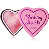 Makeup Revolution London I Heart Makeup Hearts Blusher Blushing Heart, 10g