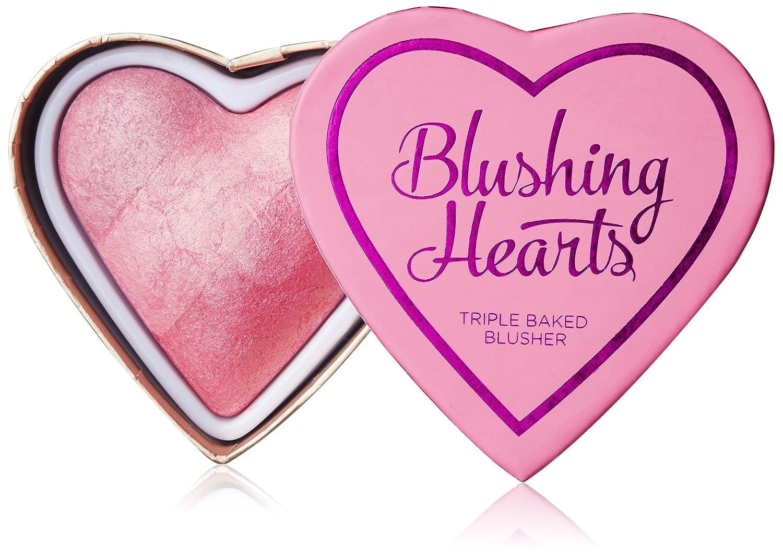 Makeup Revolution I ♥ Makeup Blushing Hearts Blush Color Blushing Heart 0.35 oz